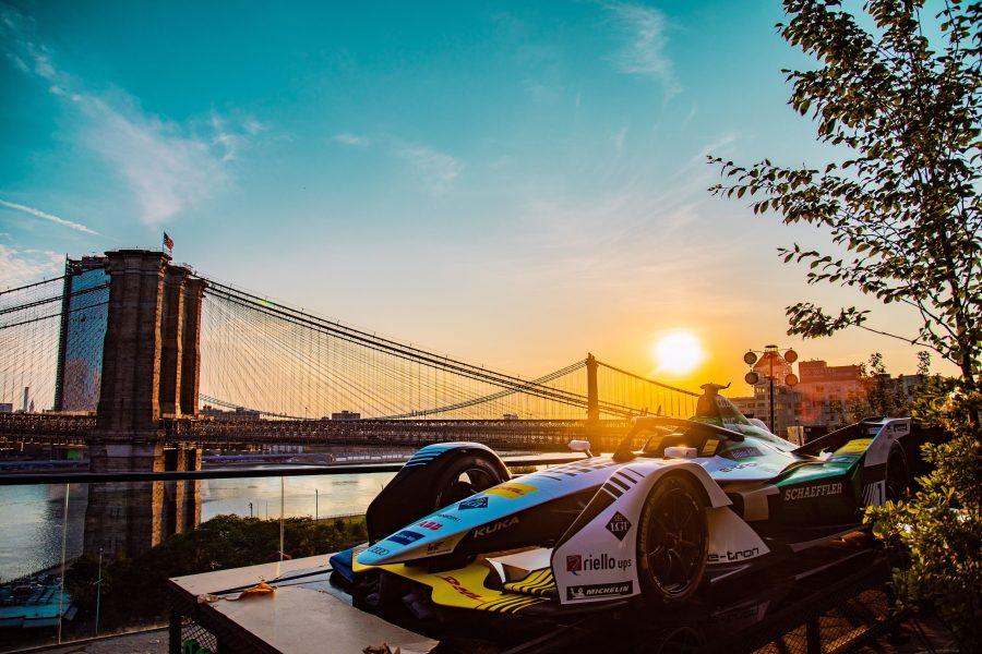 ITK & Audi Sport: Sieg in New York City.