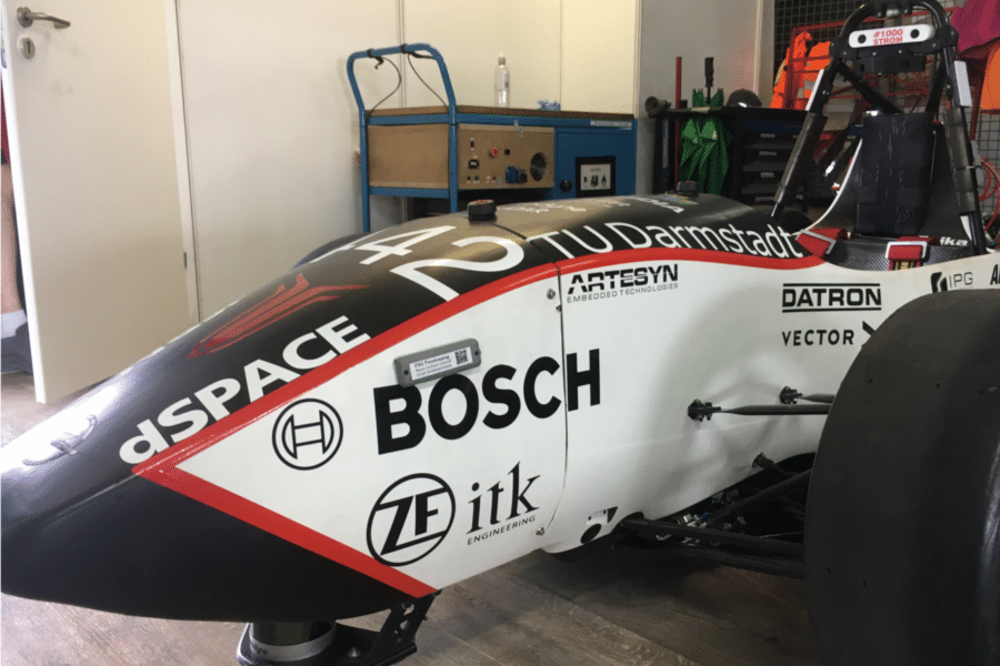 Formula Student Germany.