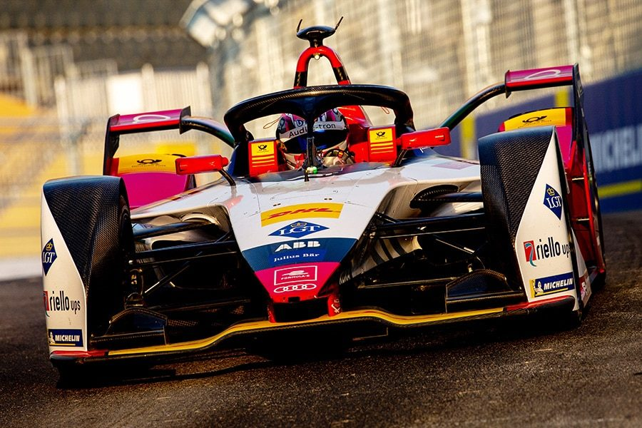 ITK and Formula E: Start of the year in Marrakech